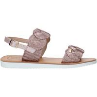 Schoenen Meisjes Sandalen / Open schoenen Miss Sixty S21-S00MS786 Roze