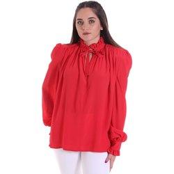 Textiel Dames Tops / Blousjes Cristinaeffe 0138 2291 Rood
