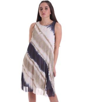 Textiel Dames Lange jurken Café Noir JA6040 Beige