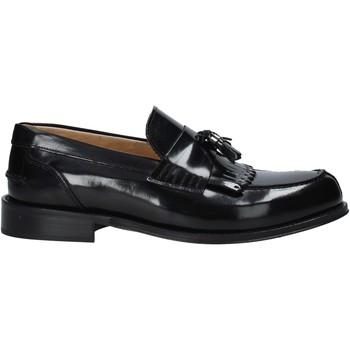 Schoenen Heren Mocassins Exton 105 Zwart