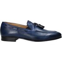 Schoenen Heren Mocassins Exton 1026 Blauw