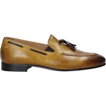 Schoenen Heren Mocassins Exton 1026 Geel