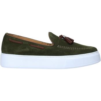 Schoenen Heren Mocassins Exton 511 Groen