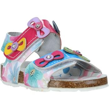 Schoenen Meisjes Sandalen / Open schoenen Balducci AG-1555 Roze