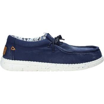 Schoenen Heren Mocassins U.s. Golf S21-S00US322 Blauw