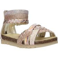 Schoenen Meisjes Sandalen / Open schoenen Balducci AG-2550 Roze