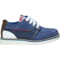 Schoenen Kinderen Derby Balducci AG-1181 Blauw