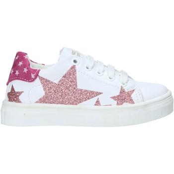 Schoenen Meisjes Lage sneakers Balducci BS520 Wit