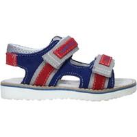 Schoenen Kinderen Outdoorsandalen Balducci BS831 Blauw