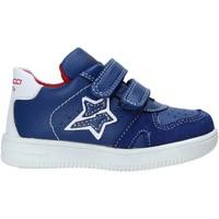 Schoenen Kinderen Lage sneakers Balducci AG-1393 Blauw