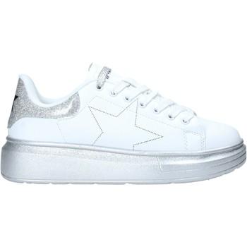 Schoenen Dames Lage sneakers Shop Art SA050116 Wit