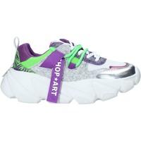 Schoenen Dames Lage sneakers Shop Art SA050143 Paars