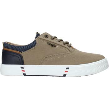 Schoenen Heren Lage sneakers Wrangler WM11114A Beige