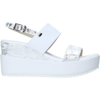 Schoenen Dames Sandalen / Open schoenen Valleverde 32437 Wit