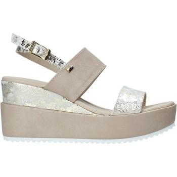 Schoenen Dames Sandalen / Open schoenen Valleverde 32437 Beige