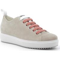Schoenen Dames Lage sneakers IgI&CO 7155211 Beige
