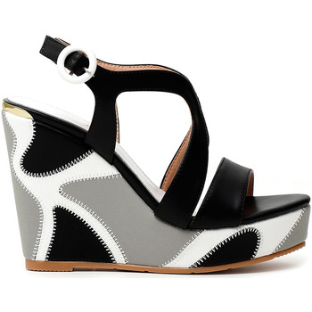 Schoenen Dames Sandalen / Open schoenen Café Noir HE9140 Zwart