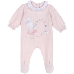 Textiel Kinderen Jumpsuites / Tuinbroeken Chicco 09023955000000 Roze