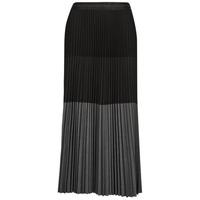 Textiel Dames Rokken Ikks COLUMBA Zwart