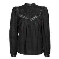Textiel Dames Overhemden Ikks CHANFE Zwart