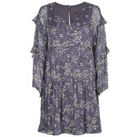 Textiel Dames Korte jurken Ikks FRENNU Blauw