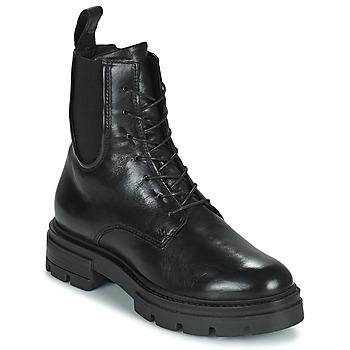 Schoenen Dames Laarzen Mjus BEATRIX LACE Zwart