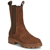 Schoenen Dames Laarzen Mjus BEATRIX CHELS  camel