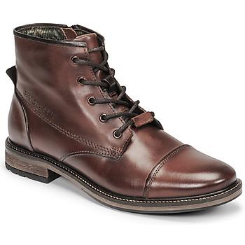 Schoenen Heren Laarzen Bugatti MARCELLO I Brown