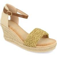 Schoenen Dames Sandalen / Open schoenen Buonarotti 1CF-1233 Amarillo