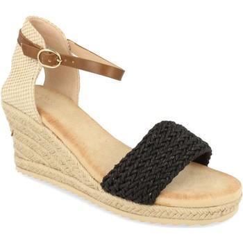 Schoenen Dames Sandalen / Open schoenen Buonarotti 1CF-1233 Negro