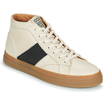 Schoenen Heren Hoge sneakers Schmoove SPARK LOW BOOTS Beige