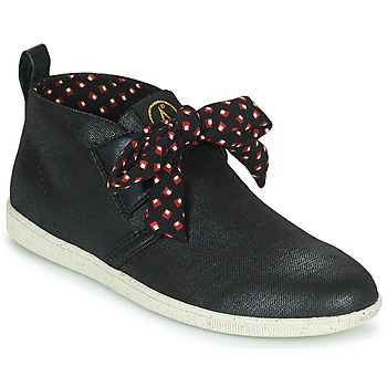 Schoenen Dames Hoge sneakers Armistice STONE MID CUT W Zwart