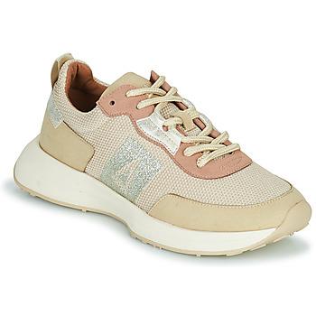 Schoenen Dames Lage sneakers Armistice MOON ONE W Beige / Roze