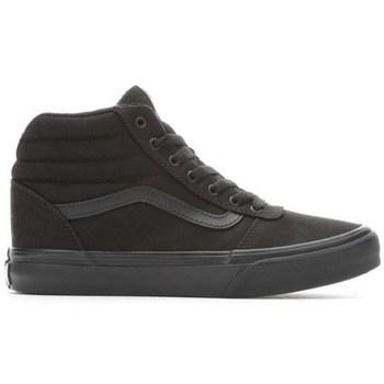 Schoenen Kinderen Hoge sneakers Vans J Ward Mid Noir
