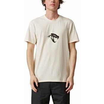 Textiel Heren T-shirts korte mouwen Globe T-shirt  Dion Agius Hollow beige