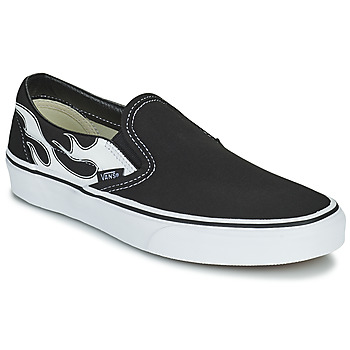 Schoenen Instappers Vans CLASSIC SLIP ON Zwart