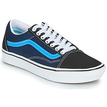 Schoenen Lage sneakers Vans COMFYCUSH OLD SKOOL Zwart / Blauw