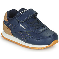 Schoenen Jongens Lage sneakers Reebok Classic REEBOK ROYAL CLJOG Marine / Brown