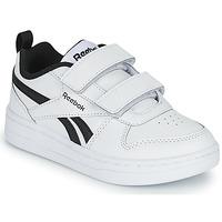 Schoenen Kinderen Lage sneakers Reebok Classic REEBOK ROYAL PRIME Wit / Zwart