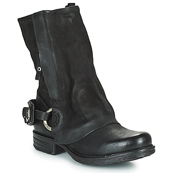 Schoenen Dames Laarzen Airstep / A.S.98 SAINT EC Zwart