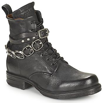 Schoenen Dames Laarzen Airstep / A.S.98 SAINTEC BRIDE Zwart