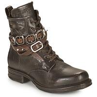 Schoenen Dames Laarzen Airstep / A.S.98 SAINTEC BRIDE Brown
