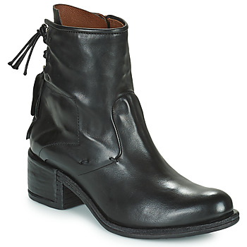 Schoenen Dames Laarzen Airstep / A.S.98 OPEA LACE Zwart