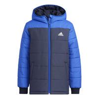 Textiel Kinderen Dons gevoerde jassen adidas Performance RACHELA Marine / Zwart