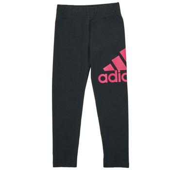 Textiel Meisjes Leggings adidas Performance MARIONA Zwart