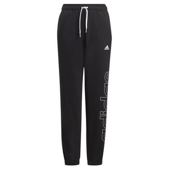 Textiel Jongens Trainingsbroeken adidas Performance PETILA Zwart