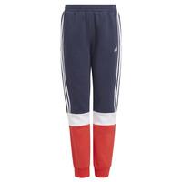Textiel Jongens Trainingsbroeken adidas Performance ALMANA Marine / Rood