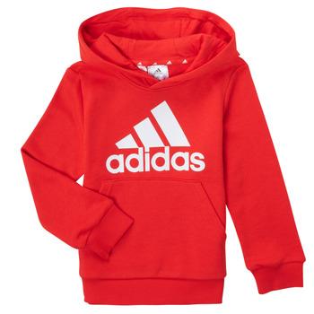Textiel Jongens Sweaters / Sweatshirts adidas Performance GENIZA Rood