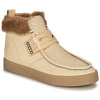 Schoenen Dames Hoge sneakers Mam'Zelle AMOR Wit