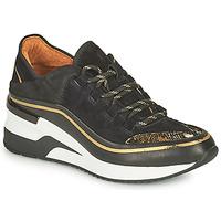 Schoenen Dames Lage sneakers Mam'Zelle VANIO Zwart